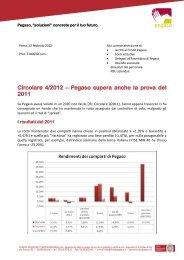 Circolare 4/2012 - Fondo Pegaso