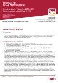 Documento sulle Anticipazioni - Fondo Pegaso - Page 3