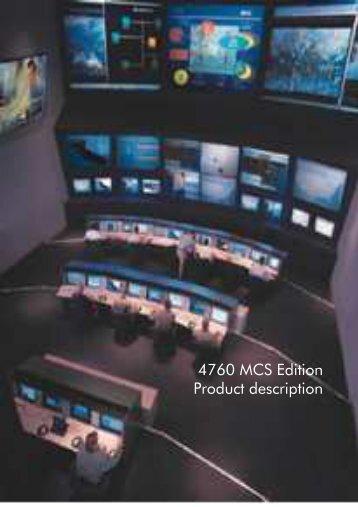 4760 MCS Edition Product description