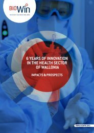 Download our new brochure and discover BioWin's Success Stories!