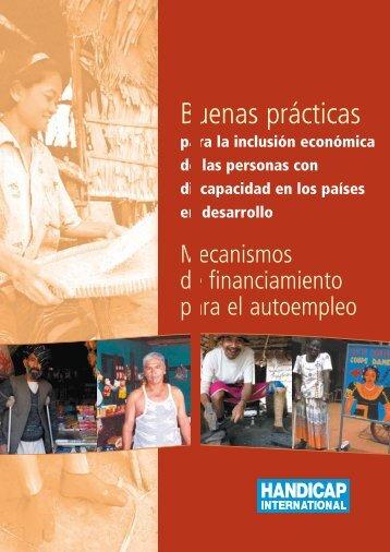 Buenas prácticas - Handicap International