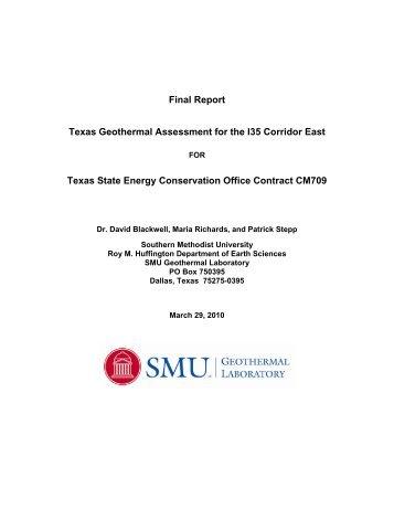 Final Report - Southern Methodist University