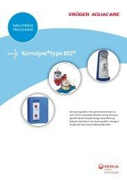 KorroLyse®type BES® - Krüger A/S