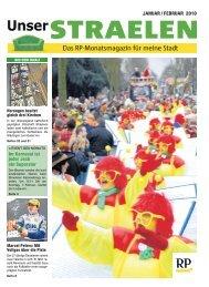 JANUAR / FEBRUAR 2010 Im Karneval ist jeder Jeck ... - RP Online