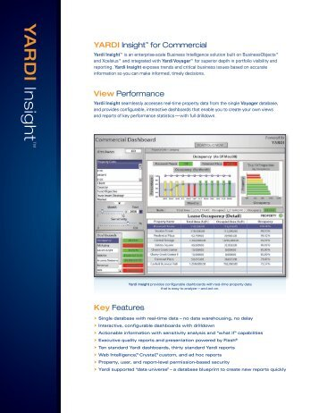 Yardy System Yardi Systems Innovation Experience Customer Focus