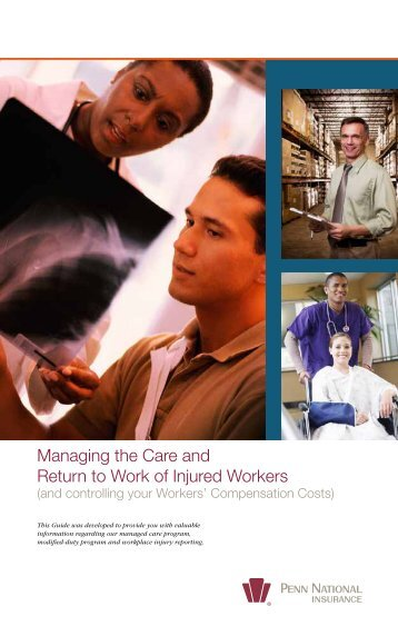 Penn Work Comp Guide Book