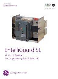 EntelliGuard SL - GE Industrial Systems