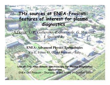 2 - ENEA - Fusione