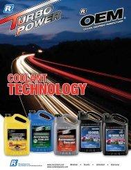 Coolant Technology - Recochem Inc.
