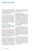 Eierstockkrebs – Eine Information der Krebsliga - Krebsliga Schweiz - Seite 6