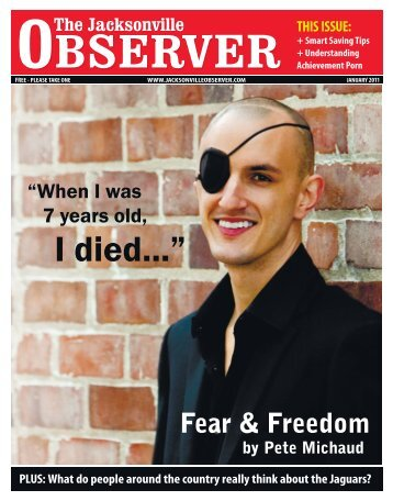 Fear & Freedom - The Jacksonville Observer