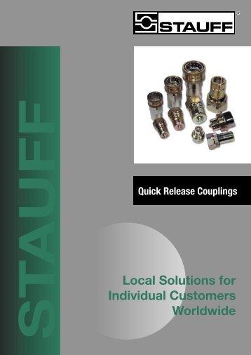 Quick Release Couplings Brochure.indd - STAUFF