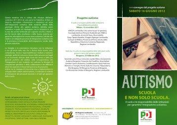 Autismo. Scuola e non solo scuola - Autismando