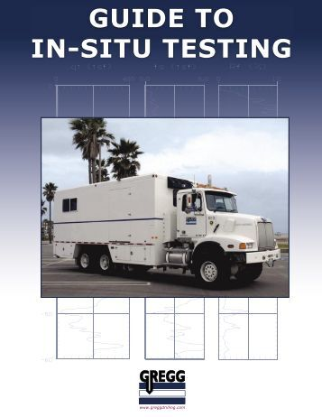 Guide to In-Situ Testing - SPGEO