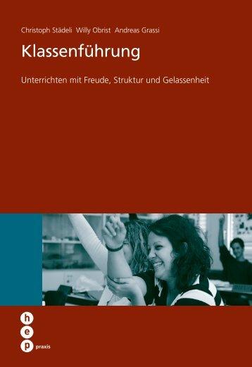 Klassenführung - h.e.p. verlag ag, Bern