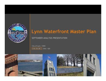 Lynn Waterfront Master Plan