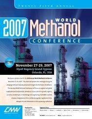 CONFERENCE November 27-29, 2007 Hyatt Regency Grand ...