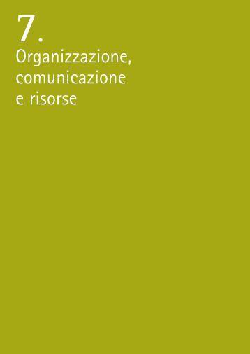 Organizzazione, comunicazione e risorse - Autorità per l'energia ...