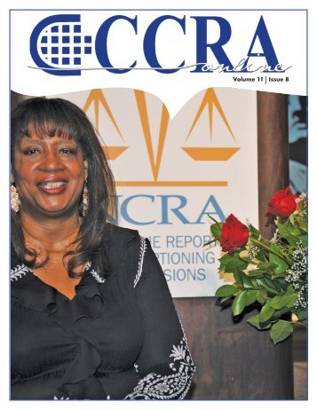 Volume 11 Issue 8 - California Court Reporters Association