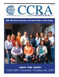 April 2007 - California Court Reporters Association