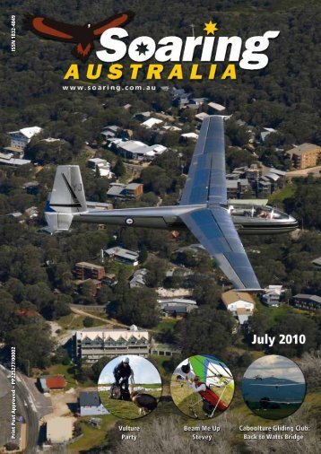July - Hang Gliding Federation of Australia