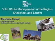Is Solid Waste Management Ready for the Green Economy?