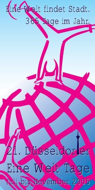 Eine Welt Tage Eine Welt Tage - SEPTEMBER / OKTOBER 2010
