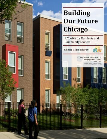 Building Our Future Chicago - Chicago Rehab Network