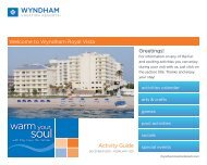warmyour - Wyndham Vacation Resorts