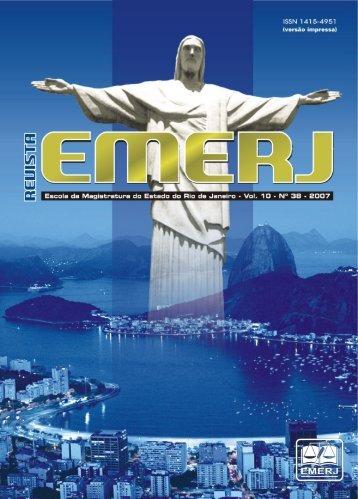 A Questão Urbano-Ambiental - Emerj - Tribunal de Justiça do ...