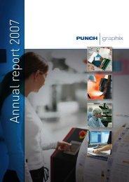 Annual report 2007 - Xeikon