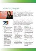 Edith Cowan University - Navitas - Page 4