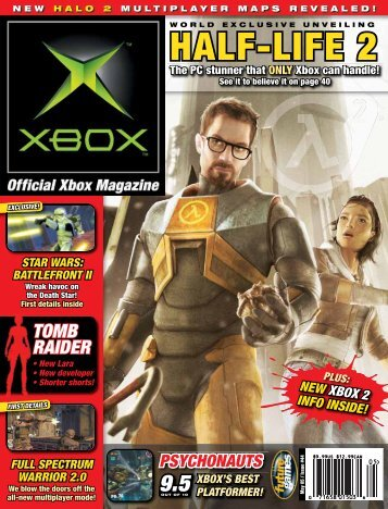 NSHIP 2 - Official Xbox Magazine
