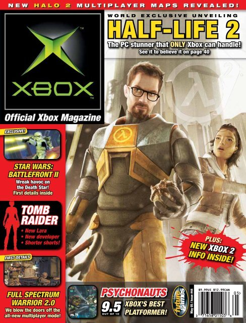 Nship 2 Official Xbox Magazine