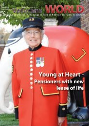 Young at Heart - - Veterans Agency