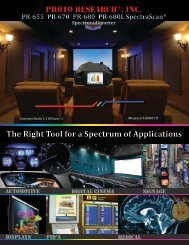The Right Tool for a Spectrum of Applications - RK Tech Kft.
