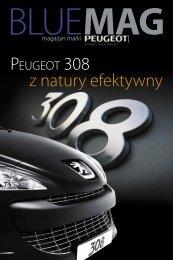 z natury efektywny - Peugeot