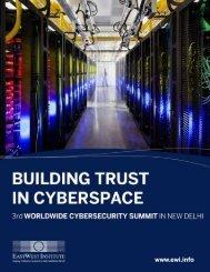 Building Trust in Cyberspace - Stroz Friedberg, LLC