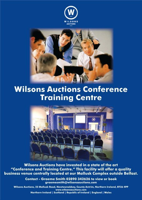 Download as PDF - Wilsons Auctions