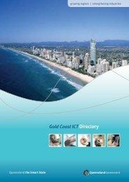 Gold Coast ICT Directory (PDF) - Business Gold Coast