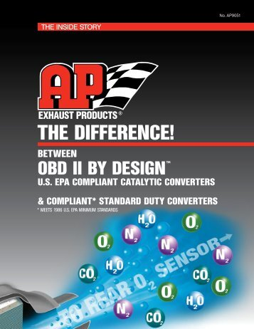 THE DIFFERENCE! - APC Auto Parts Centres