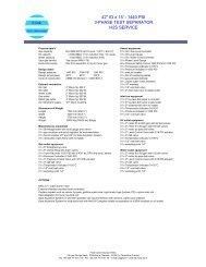 FT-separator 1440-42x15 - FCE