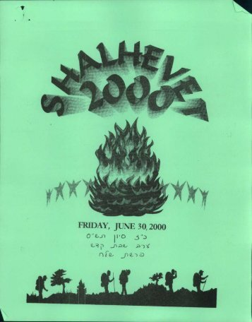 2000 Issue 1.pdf - Camp Morasha