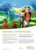 Gastgeberverzeichnis 2013/2014 - Werfenweng - Seite 2