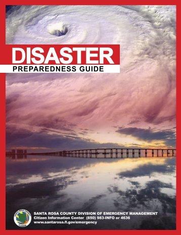 Disaster - Santa Rosa County