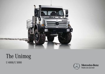 The Unimog - Mercedes-Benz Ireland