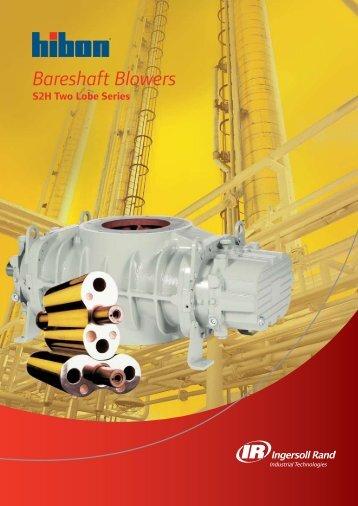 Bareshaft Blowers - Kompresory-servis.sk