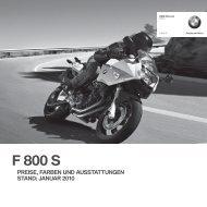 F 800 S - Autohaus Fulda Krah und Enders GmbH