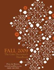 FALL 2009 - Pfeil & Holing