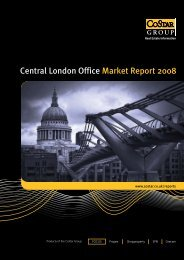 Central London Office Market Report 2008 - FOCUS